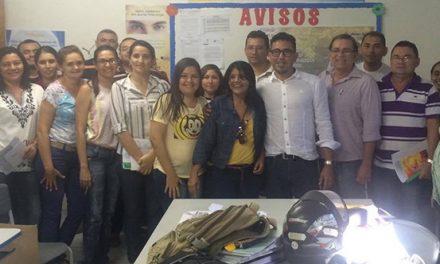 """Itapipoca: APEOC faz a luta """"No Chão da Escola"""""""
