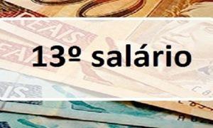 13º Salário:Estado e Município pagam segunda parcela