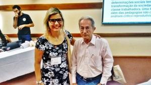 Diretora do Sindicato APEOC participa de Seminário sobre Pedagogia Histórico-Crítica