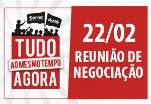 Seduc marca reunião de negociação com Apeoc para dia 22.02 (segunda-feira)