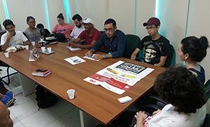 Frente Ampla em Defesa do Pré-Sal reforça combate ao golpe do Senado