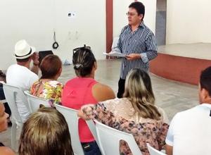 Professores de Itaitinga realizam Assembleia