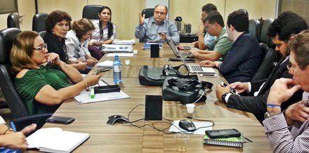 Mesa Geral de Negociação APEOC-Seduc tem nova reunião