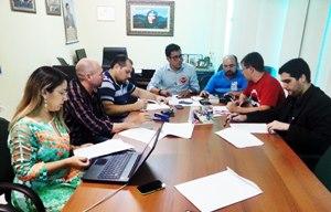 Comissão Municipal de Ocara e Direção Estadual avaliam proposta do novo PCCR