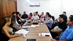Sindicato APEOC arranca compromisso de 12% de reajuste para professores de São Gonçalo do Amarante