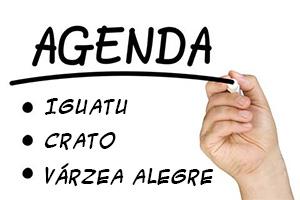 Reunião com afastados para aposentadoria de Várzea Alegre, Iguatu e Crato