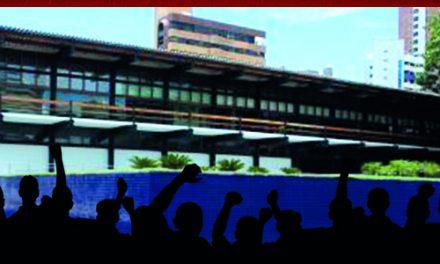 Manifestação Estadual no Palácio da Abolição nesta terça (15)