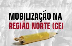 Professores da Região Norte se mobilizam para Greve Nacional