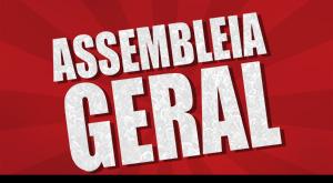 Convocação: Assembleia Geral nesta sexta (08) no Ginásio Paulo Sarasate
