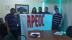 Comissão Municipal do Sindicato APEOC em Caucaia planeja atividades