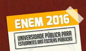 Mutirão mobiliza estudantes para inscrição no Enem até sexta (20)