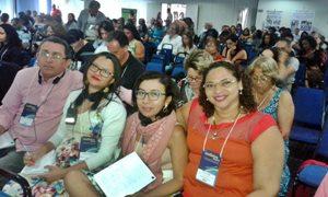 Sindicato APEOC participa do Seminário Internacional CONFINTEA+6 Brasil