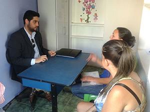 Sindicato APEOC promove atendimento a professores de Santana do Cariri