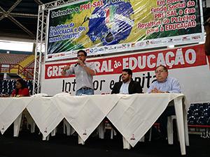 Greve Geral da Educação no Ceará continua!