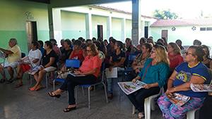 APEOC com aposentados em Reriutaba, Ipueiras, Guaraciaba, Carnaubal, Ibiapina e Ubajara