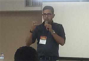 Anizio Melo defende unidade nacional dos trabalhadores da Educação em reunião da CNTE