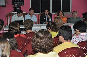 Direção do Sindicato APEOC promove plenária com aposentados