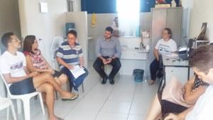 Sindicato APEOC tem encontro com servidores da Educação de São Gonçalo do Amarante