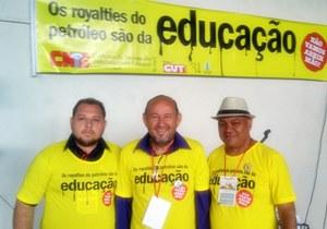 Sindicato APEOC participa do II Seminário Nacional: Energia, Educação e Indústria no Brasil