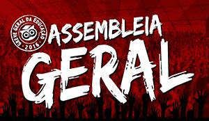 Assembleia Geral nesta quarta (06) no Ginásio Paulo Sarasate