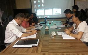 Comissão para discutir decreto que regulamenta Nova Carreira se reúne na Seduc