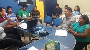 Sindicato APEOC participa de reunião do Conselho do FUNDEB de Umirim