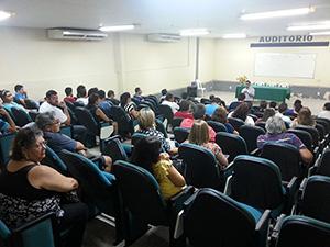 Plenária reúne professores de Fortaleza e Região Metropolitana