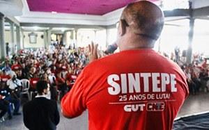 Sindicato dos Trabalhadores em Educação de Pernambuco divulga Nota de Apoio ao Sindicato APEOC