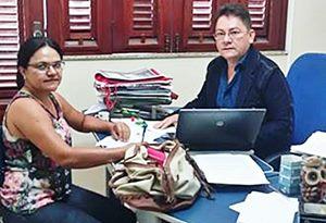 Sindicato APEOC realiza atendimento jurídico e promove plenária com professores de Paracuru