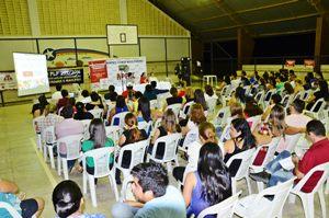 Sindicato APEOC e SINDSEP – Chorozinho realizam entrevistas com candidatos à Prefeitura Municipal