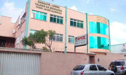Sede do Sindicato APEOC fecha nesta sexta (08) para manutenção