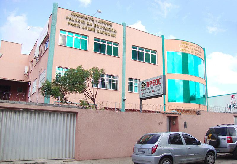 Sede do Sindicato APEOC fechará nesta sexta (13) para manutenção