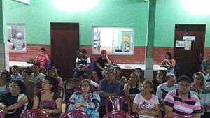Sindicato APEOC realiza plenária com professores e estudantes dos CEJAs sobre a PEC 241