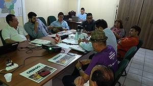 Direção do Sindicato APEOC define novas ações de luta em defesa dos direitos dos profissionais da Educação