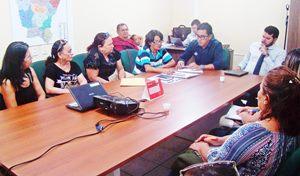 Sindicato APEOC se reúne com professores aposentados de Horizonte