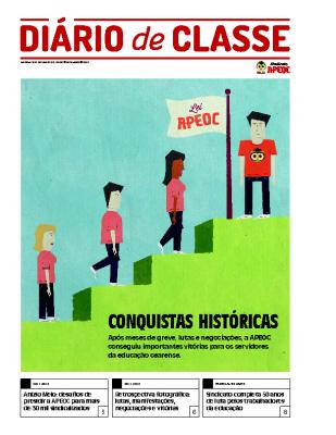 2012 Diario de Classe – Conquitas Históricas