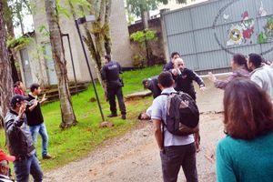 Sindicato APEOC repudia ação da Polícia Civil contra Escola do MST em São Paulo