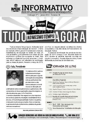 Informativon nº2 Janeiro 2016