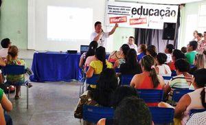 Valorização do Magistério: Sindicato APEOC promove assembleia em Paramoti para definir pagamento do precatório do Fundef