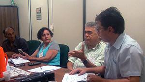 Conselho do Fundeb se reúne na sede do Sindicato APEOC