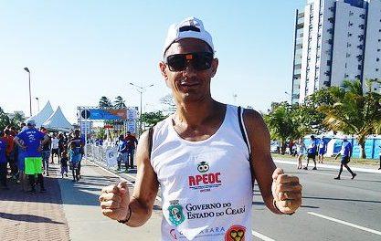 Fernando Pangaré participa de Meia Maratona