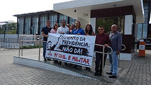 Sindicato APEOC e profissionais da Educação dizem NÃO ao aumento da contribuição previdenciária do Ceará