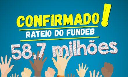 Sindicato APEOC raspa o tacho e garante rateio do Fundeb de R$ 58,7 milhões no dia 13/01