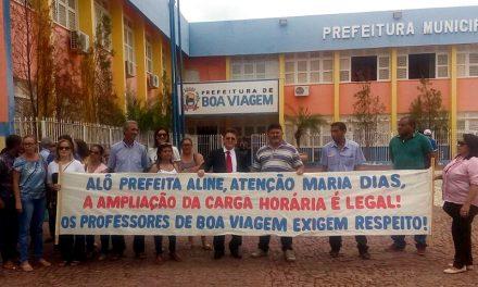 Boa Viagem: Sindicato APEOC aciona Justiça pra garantir ampliação definitiva de carga horária de professores