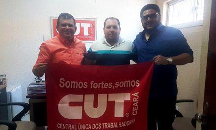 CUT e CNTE discutem estratégias para o dia 15 de março no Ceará