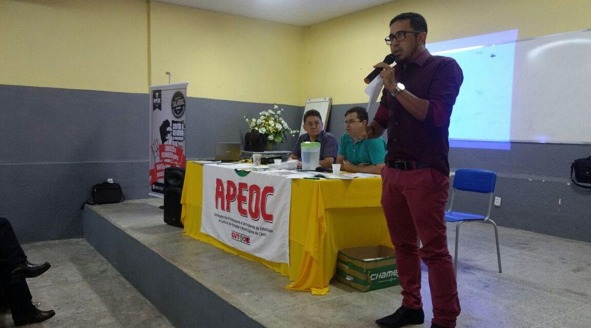 Campanha Salarial: termina ciclo de assembleias regionais com encontro em Fortaleza