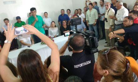 Caucaia: Comissão Municipal tem audiência com Prefeito e garante aumento de 7,64%
