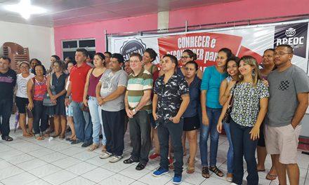 Sindicato APEOC promove plenária com professores aprovados para cadastro de reserva