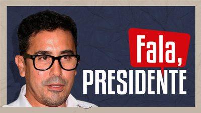 """Anizio Melo: """"Temos pressa e a categoria também"""""""