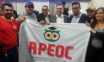Sobral: Sindicato APEOC promove audiência pública sobre Reforma da Previdência